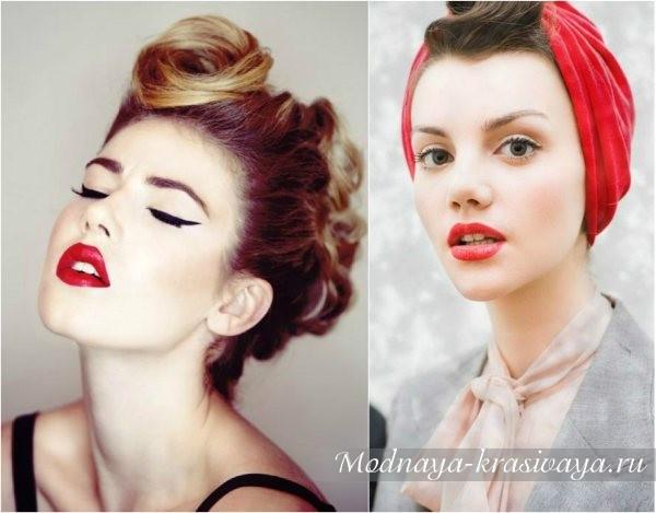 макияж, прически