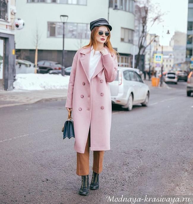 Розовый кашемир