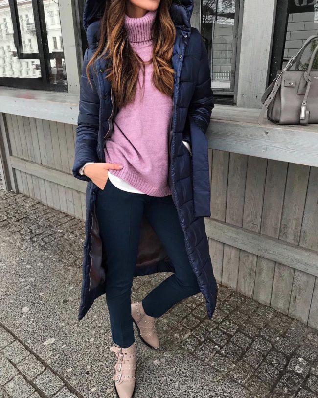 свитер + брюки