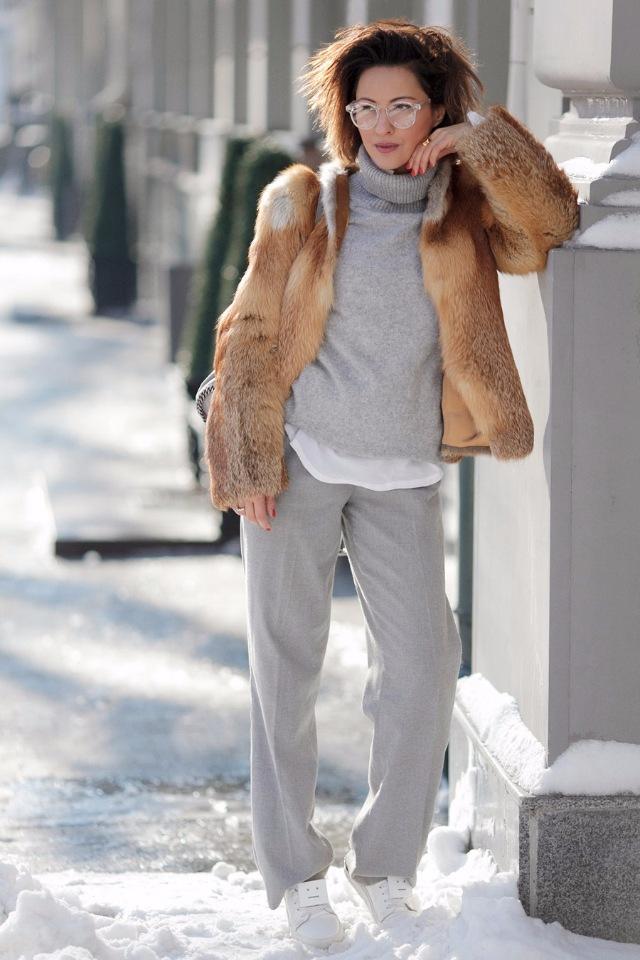 модные шубы этой зимы