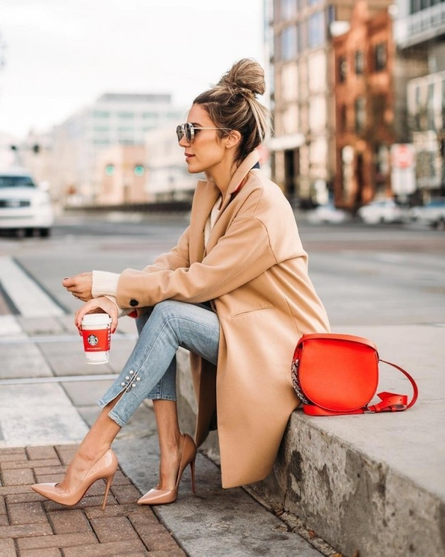 Модные луки осень-зима 2021-2022