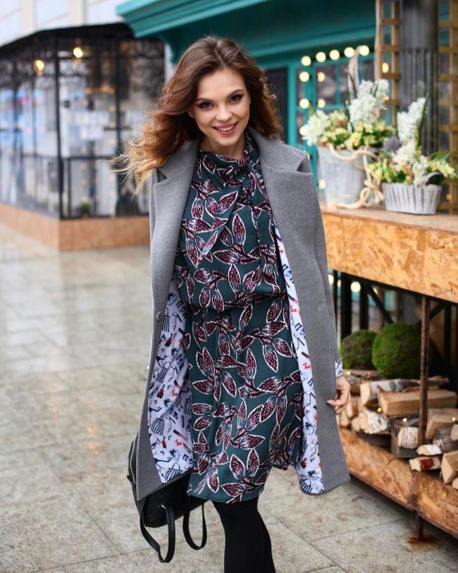 Модные пальто на осень 2018