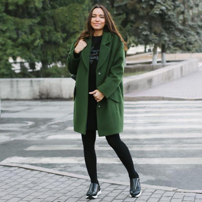 Зеленый оттенок