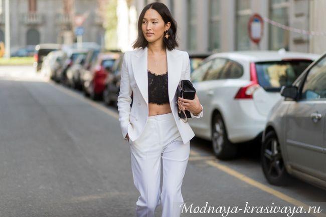 С чем носить в деловом гардеробе