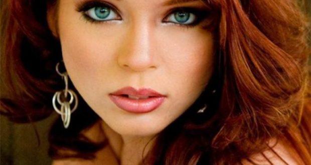 Какой макияж выбрать под рыжие волосы