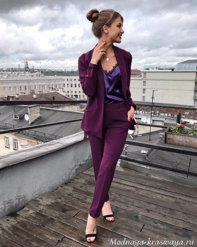 Основные модные тренды 2018