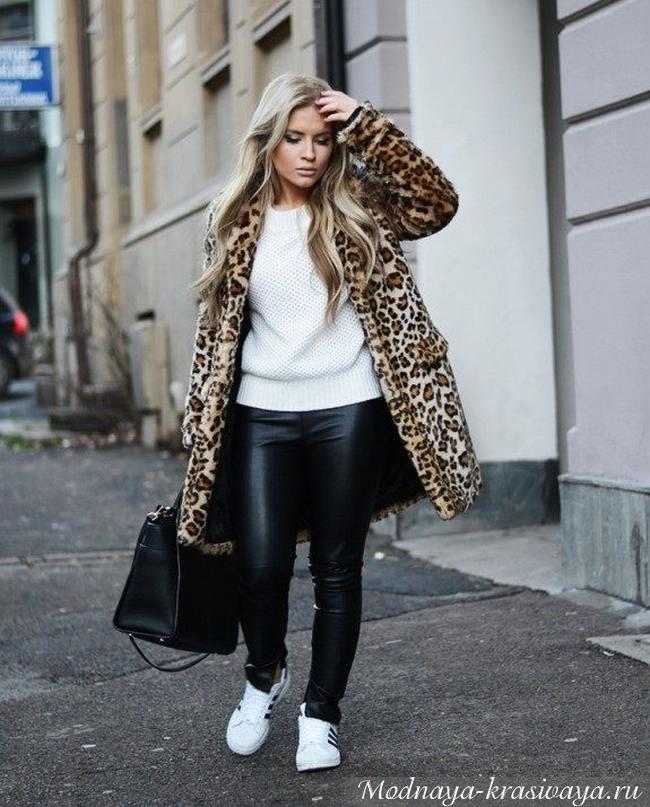 фото леопардовый принт