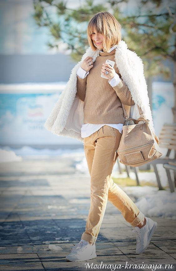 Образ для теплой зимы