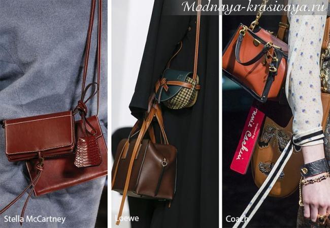 659dc8949d80 Модные сумки осень-зима 2020-2021: 60 фото женских новинок