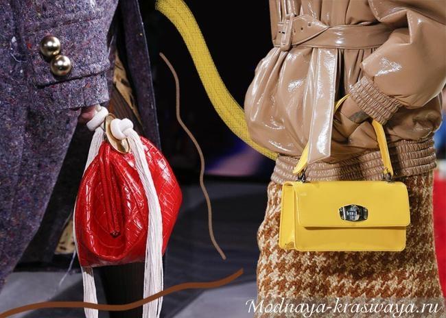 a7e0f1deb52a Модные женские сумки осень-зима 2020-2021: новинки и тренды на любой вкус