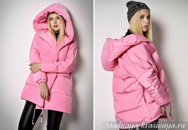 Женская куртка-зифирка