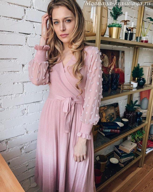 ab3d76d4d38 Модные платья 2019 - весна и лето на ярких фото!