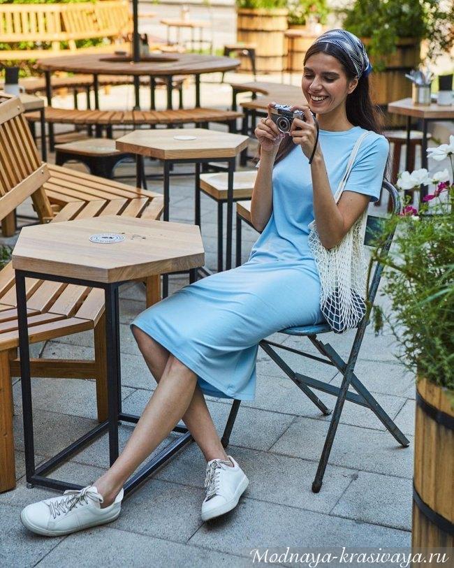 Повседневные летние платья 2019