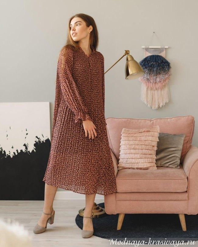 Платье для повседневной носки 2019