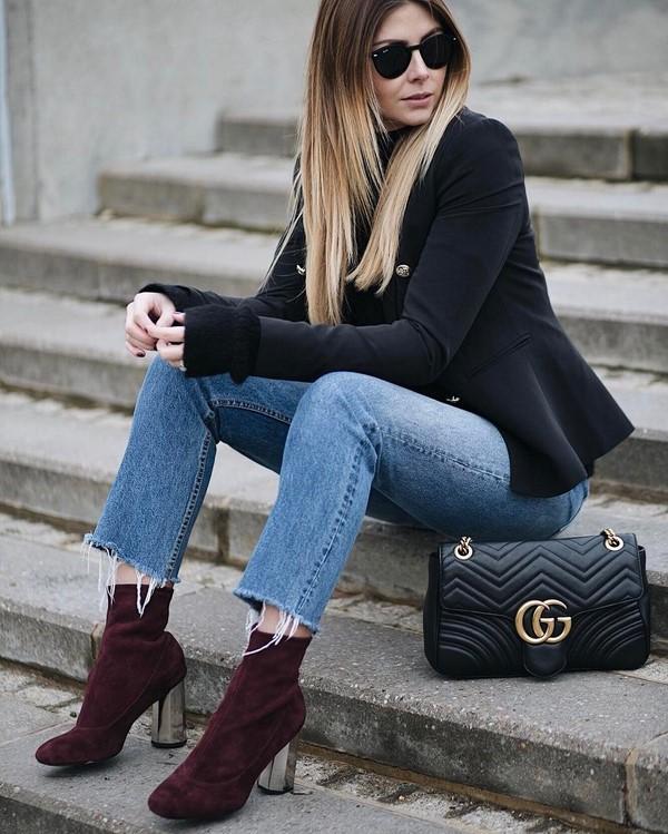 Модные ботинки осень-зима 2019-2020