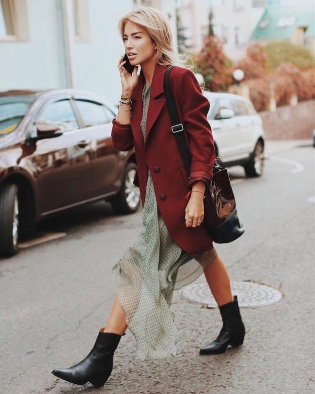 модные женские модели