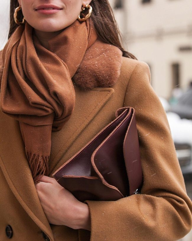 Модные пальто осень-зима 2020-2021