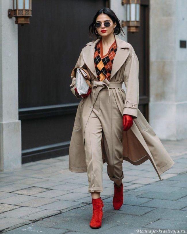 Мода осень-зима 2020-2021