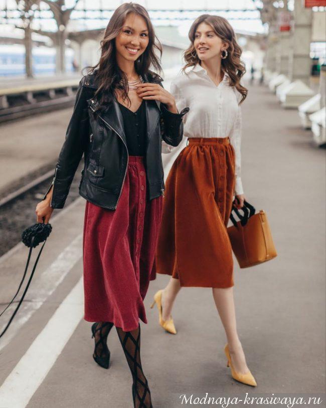 мода и стиль на осень и зиму
