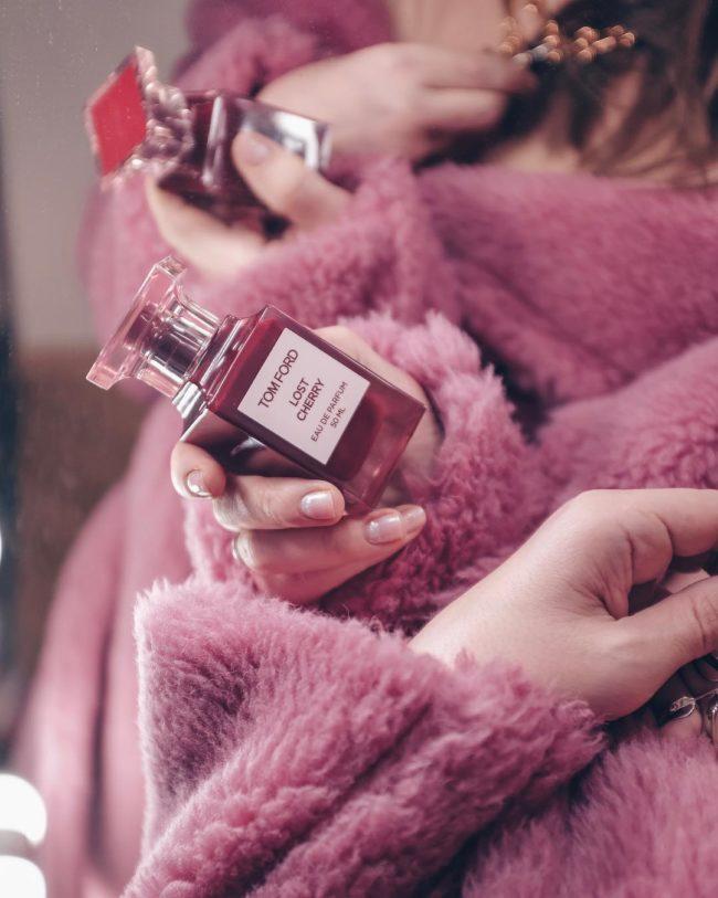 парфюм - это важно