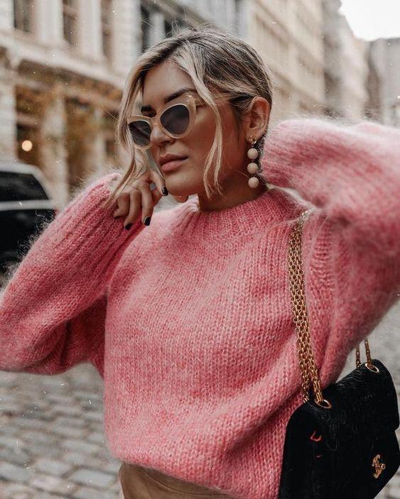 модные свитеры и кофты этой зимы и осени
