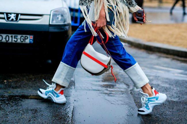 Модные кроссовки весна-лето 2020