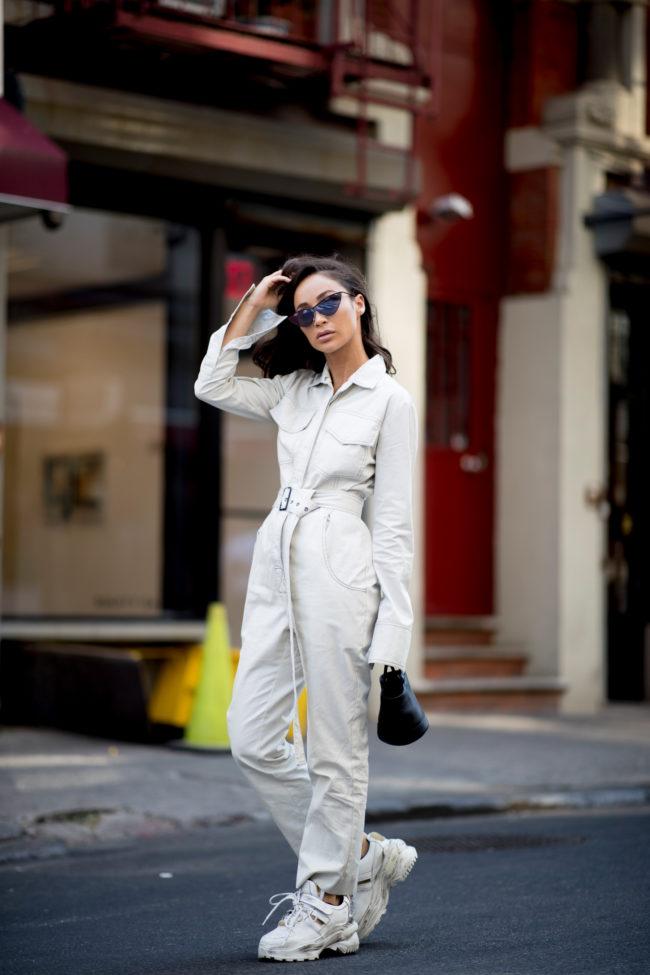 модные комбинезоны весна-лето 2021