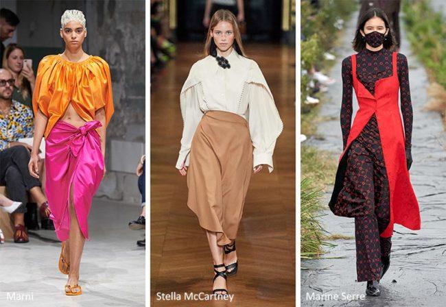 Модная одежда весна-лето 2020