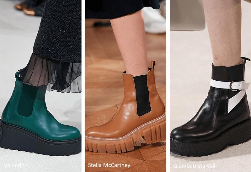 тренды и новинки обувной моды