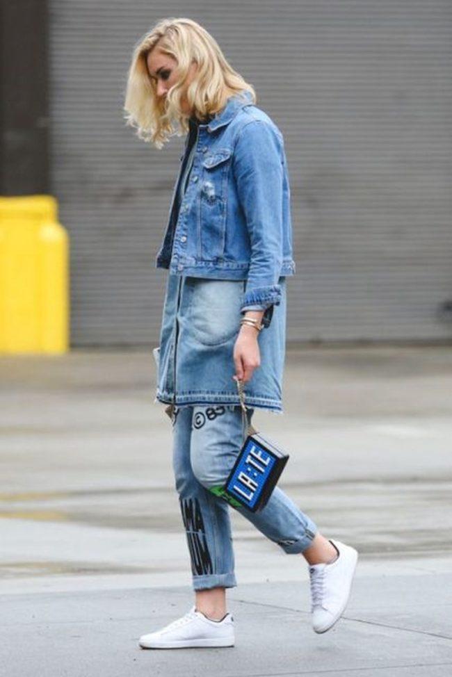 модные джинсовки 2021