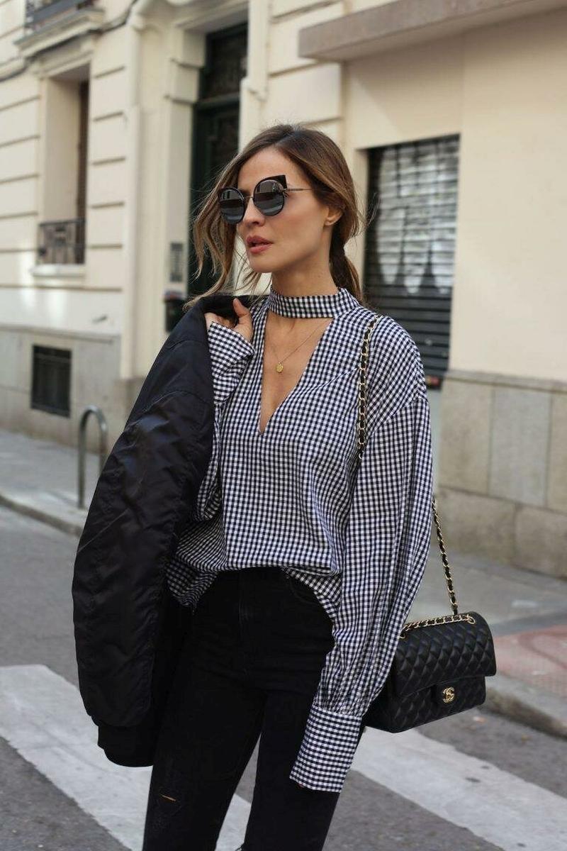 красивые женские блузки