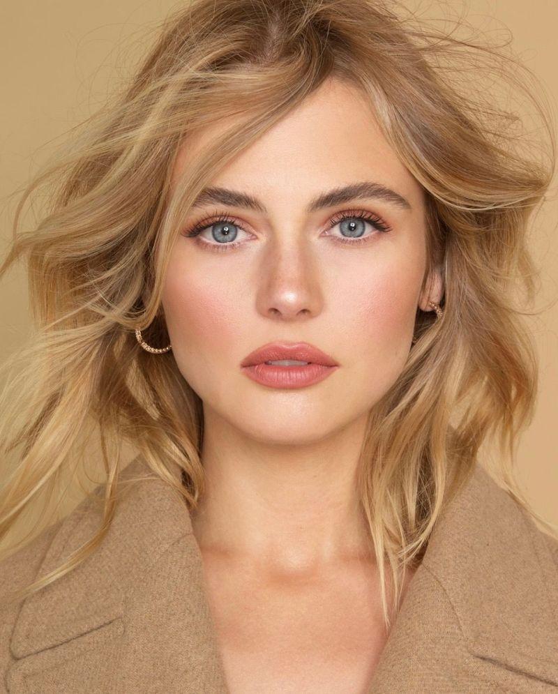 Тенденции модного макияжа 2022