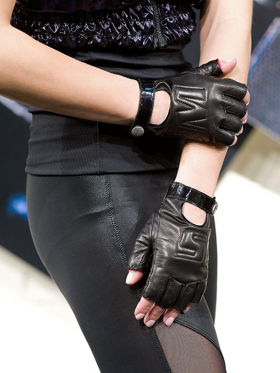 Как сделать перчатки без пальцев своими руками мужские 15