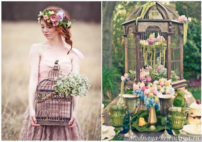 Романтичность и женственность - основа данного образа