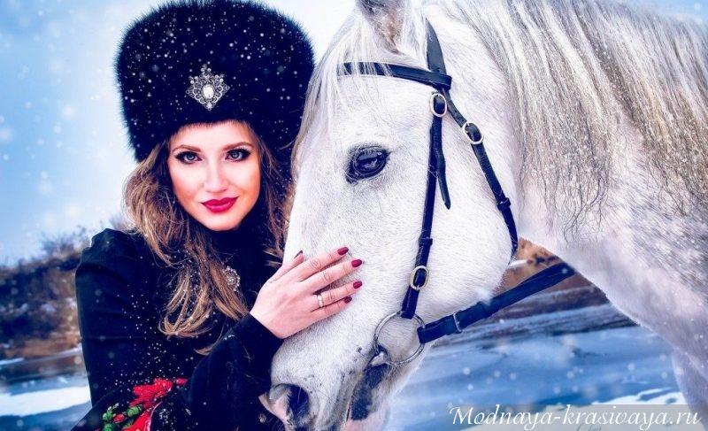 Для русской зимы
