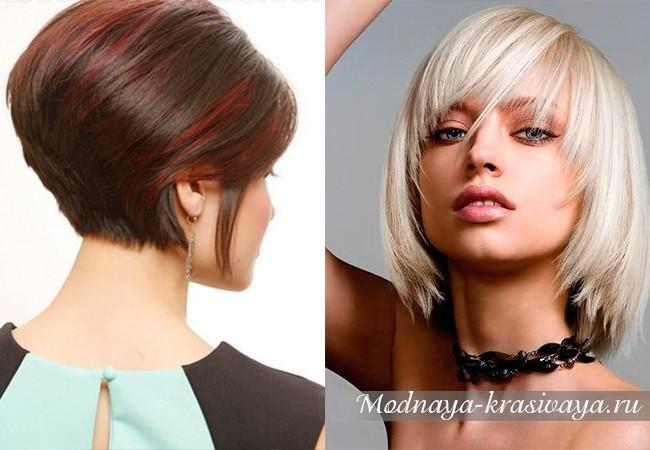 блондинка и брюнетка