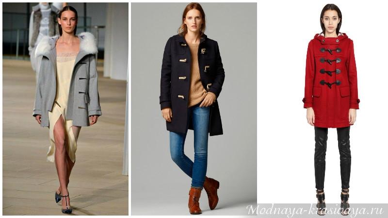 Сочетание с одеждой разных стилей