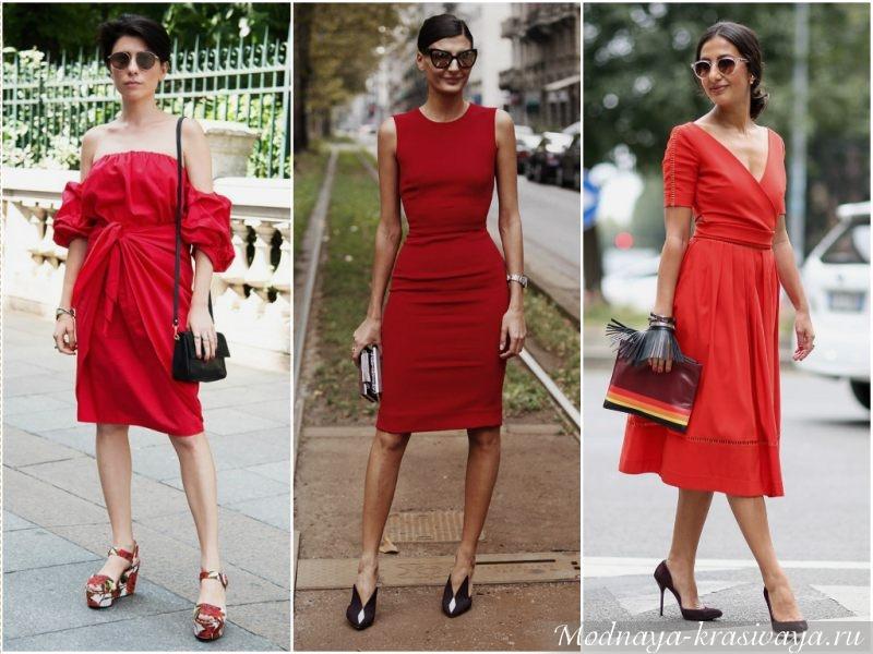 Интересные платья на каждый день
