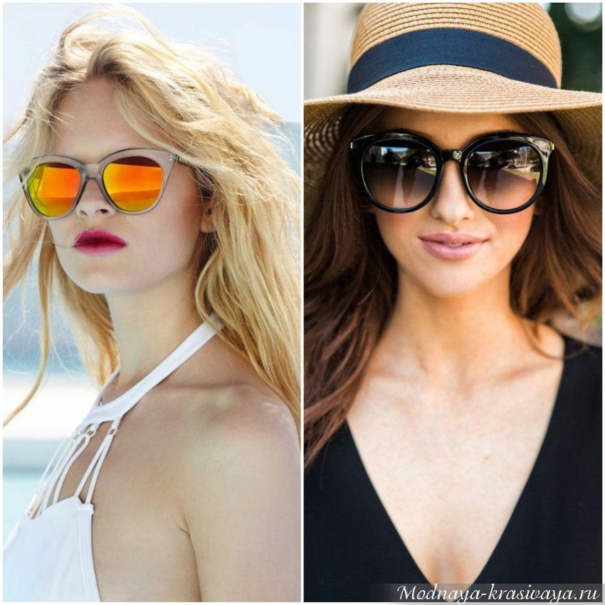 Привлекательные солнцезащитные очки