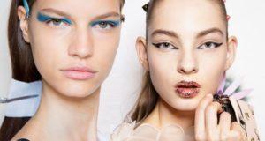 Тренды в макияже 2017