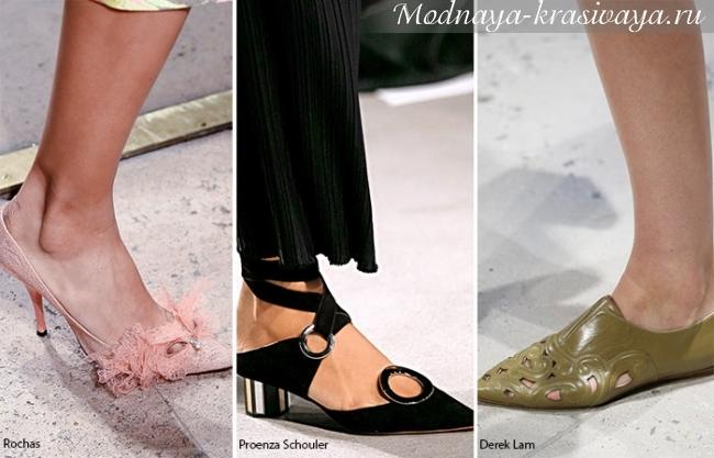 какой носок будет в моде?