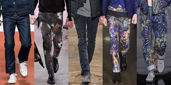 модные для мужчин