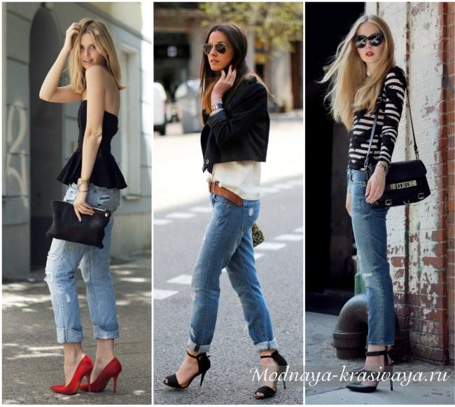 Модные джинсы для женщин в 2017 году
