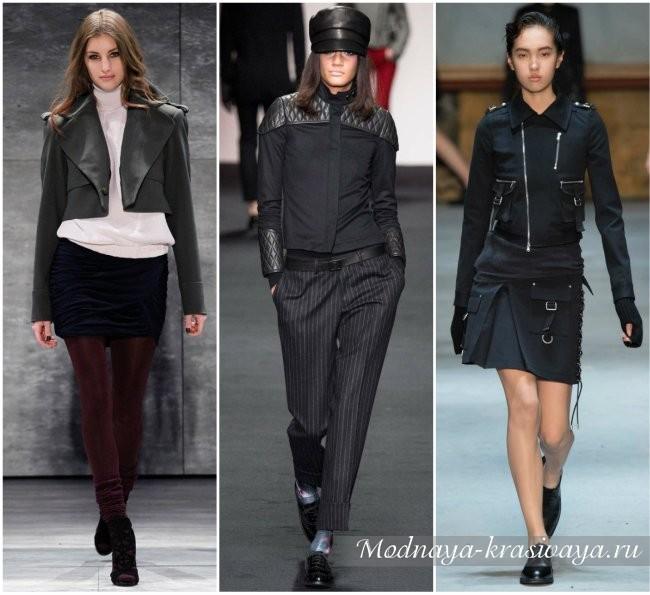 Моды осень-зима 2020-2021