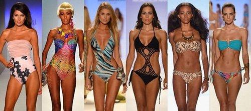 Купальники, модные в 2015 году