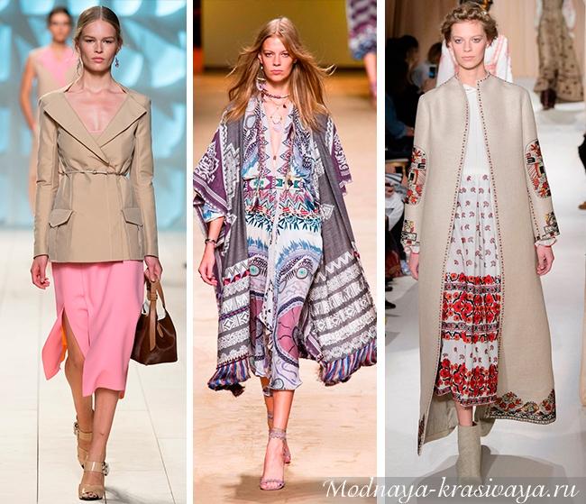 гардероб и одежда для летнего цветотипа