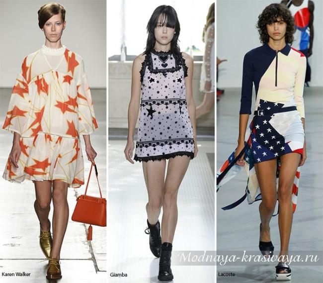 дизайнерские модели платьев