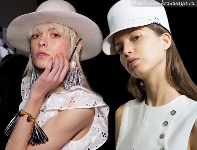 Шляпная мода 2017