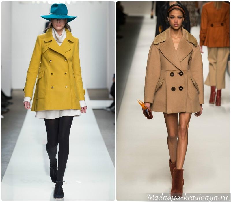 модные женские пальто 2016-2017 сезон осень-зима