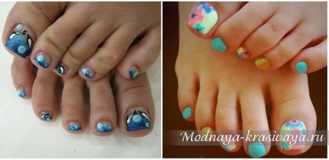 Украшения на ногтях